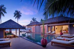 Gorgeous luxury beachfront villa in Koh Samui, Thailand